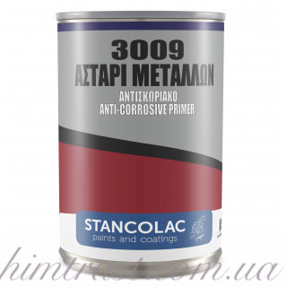 Грунт 3009® Антикоррозионный по металлу, 0.9кг