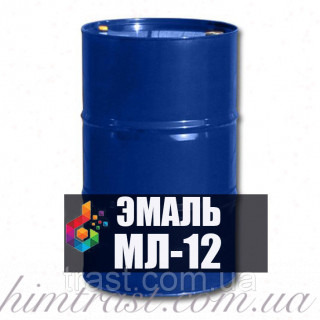 Эмаль МЛ-12 Автоэмаль