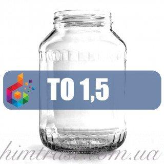 Стеклобанка 1,5л ТО 82