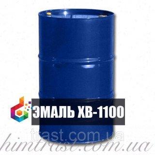 Эмаль ХВ-1100 для защиты деревянных и металлических поверхностей