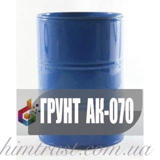 Грунтовка АК-070 для алюминия, магниевых, титановых сплавов, нержавеющей стали