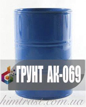Грунтовка АК-069 для грунтования деталей из алюминиевых сплавов и стали