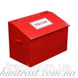 Ящик для песка напольный 0,12 куб (450х700х400)