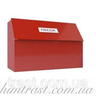 Ящик для песка напольный 0,5 куб (900х1000х600)