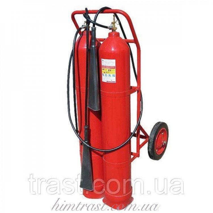 Огнетушитель углекислотный ВВК-28 (ОУ-40)