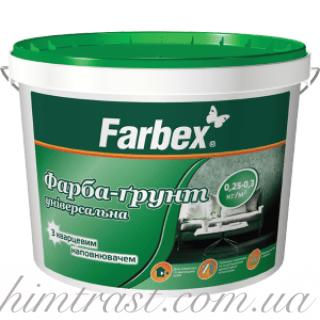 "Краска-грунт универсальная ТМ ""Farbex"""
