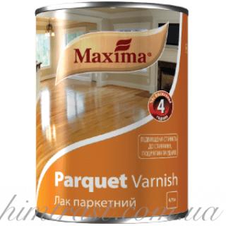 """Лак паркетный ТМ """"Maxima"""""""