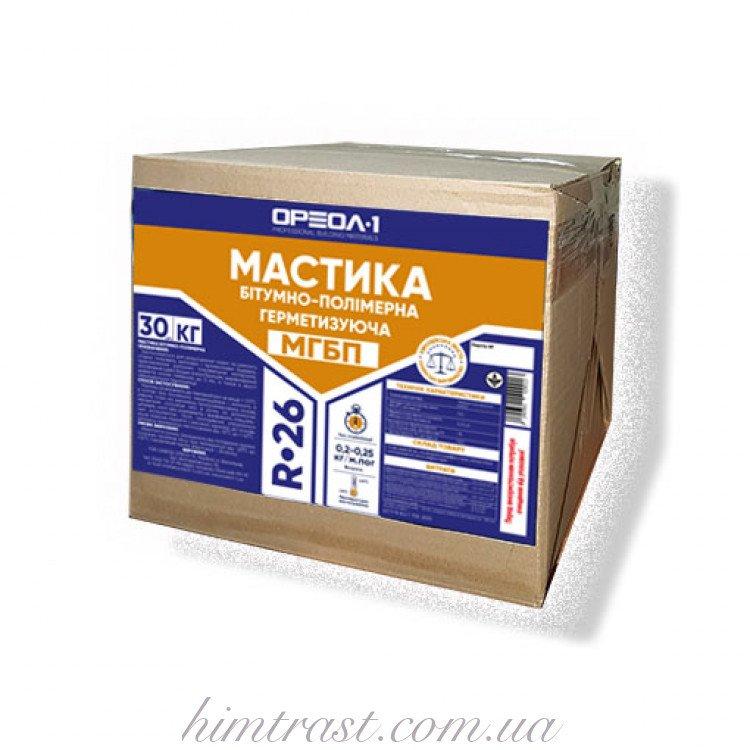 Материал герметизирующий «МГБП» кг