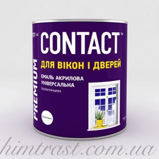 """Эмаль акриловая универсальная """"CONTACT"""""""