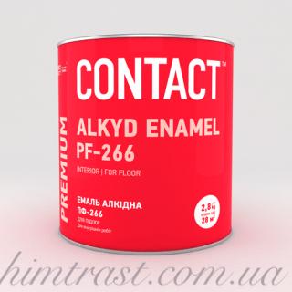 """Эмаль алкидная ПФ-266 """"CONTACT"""""""