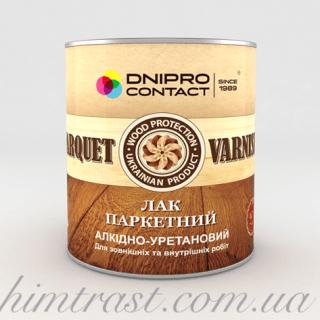 "Лак паркетный ""Dnipro-Contact"""