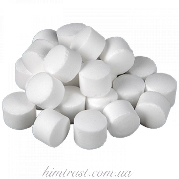 Соль поваренной экстра выварочная таблетированная универсальная