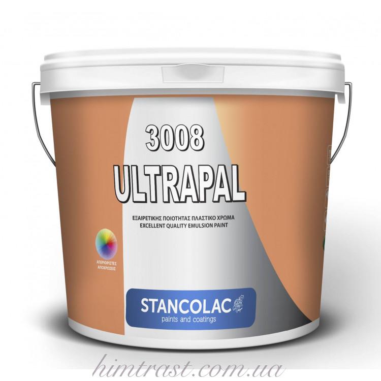 Краска для стен и потолков Ultrapal 3008 супер белая Stancolac
