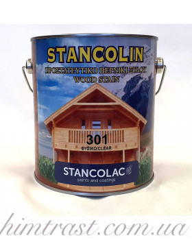 Пропитка для дерева консервант Станколин Stancolac 0.75 л
