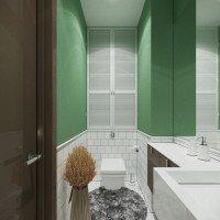 Интересный факт – зеленый цвет редко используется в интерьере. А все потому, что мы часто видим зеленый цвет из окон нашего дома. Травяной цвет, лиственный, мятный окружают нас по всюду когда мы находимся в парках или скверах. Чего не скажешь про изумрудный оттенок или малахит. Его очень часто используют дизайнеры в оформлении интерьера. Конечно, это смелое решение и используется только в качественно продуманных интерьерах. Но именно благодаря данным оттенкам получается эпатажный образ в стиле арт деко. С чем же лучше всего сочетается изумрудный цвет? Выразительность данному оттенку придают натуральные материалы. Например, полированный камень или дерево.  В цветовой палитре его часто комбинируют с черным, коричневым и даже фиолетовым. Какую бы комнату вы покрасили в изумрудный цвет? Или добавили бы только акценты в данном цвете? 💥 Хотите купить краску самых смелых решений? Звоните по телефону ☎️ (050) 956-10-28 #химтраст #himtast #химтрастукраина #краска #краскадлястен #зеленаякраска #дизайнинтерьера #дизайнванной #дизайнтуалета #красказеленая #интерьернаякраска