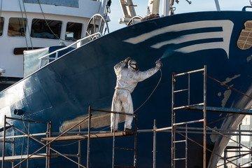 краска корабельная фото 1