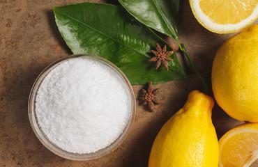 Кислота лимонная оптом Химтраст фото 1